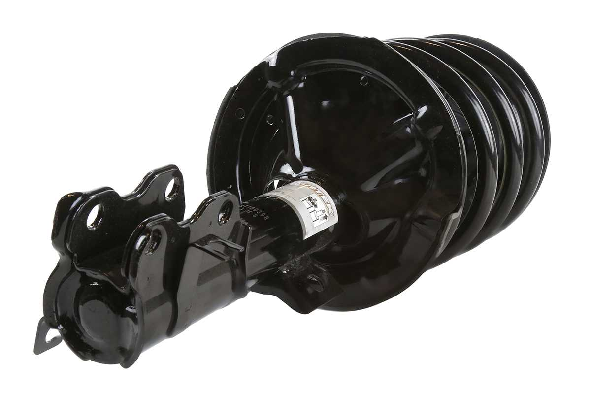 Front-Rear-Set-2-Complete-Strut-Assembly-2-Shock-Fits-04-2008-Nissan-Maxima thumbnail 6