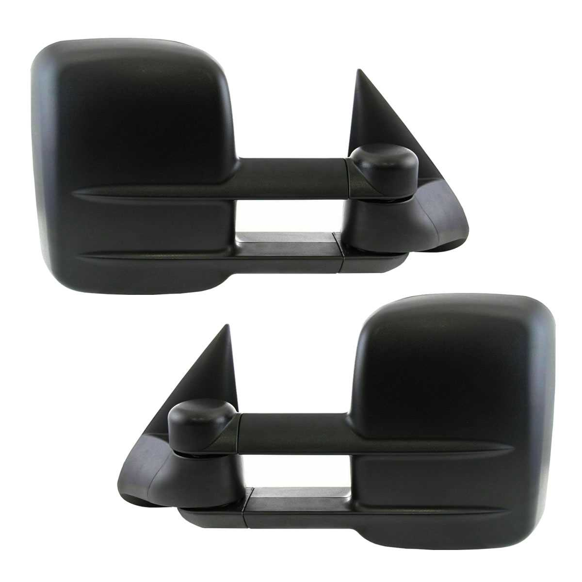 Power-Heated-LED-Signals-Towing-Mirrors-For-03-07-Chevy-Silverado-1500-2500-3500 thumbnail 2