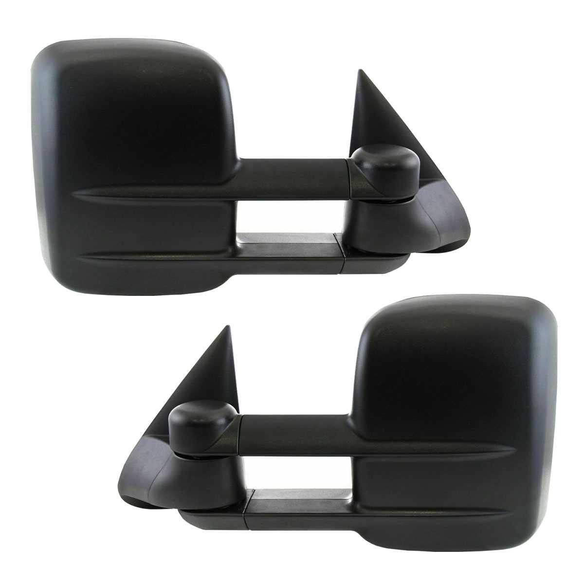 Pair-2-Power-Heated-Signal-Side-Mirror-Fits-2003-2006-Chevrolet-Silverado-1500 thumbnail 2