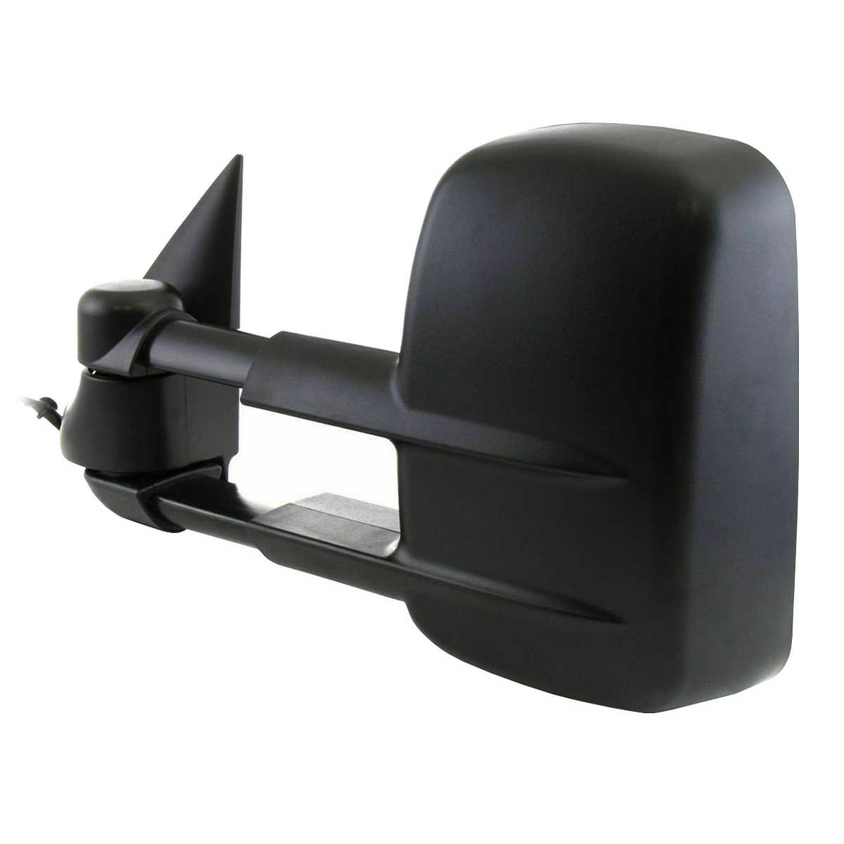 Power-Heated-Tow-Mirrors-Set-Fits-03-07-Silverado-Sierra-Pickup-W-LED-Signals